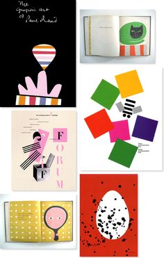 oh how very lovely: i am in love with: paul rand