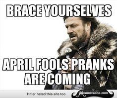 Brace Yourselves: brace yourselves...