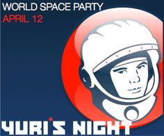 Yuri's Night is an international celebration held on April 12 every year to commemorate space exploration milestones. The event is named for the first human to launch into space, Yuri Gagarin, who flew the Vostok 1 spaceship on April 12, 1961. The goal of Yuri's Night is to increase public interest in space exploration and to inspire a new generation of explorers.