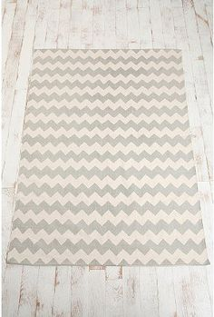 chevron carpet. Would look so cute in the house!