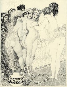 Artist Spotlight: Norman Lindsay | Artist Spotlight - Suggestions & Discussion | ForumThe Artwork of Anville – Official Page