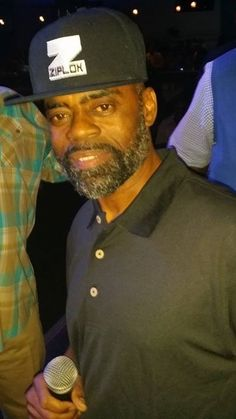 Freeway Rick Ross with the Ziplok Fitted Hat.  $24.99 paypal your order with size and address to zipmarketing@outlook.com