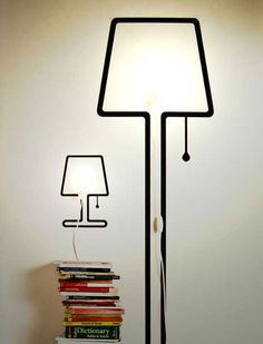 Cool Looking Lamps Pics That Really Creative and Decorative for Your Rooms : Talltiny Lamp Is It Cool Looking Light Bulbs Best Of The Best Cool Looking Lamps As Your Inspirations