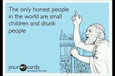 Honestly ....