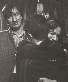 Lupin, Harry and Sirius