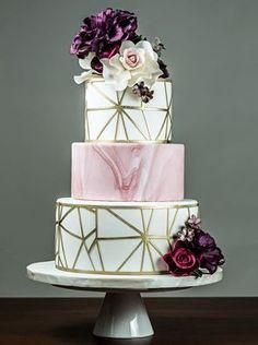 Wedding Cake Inspiration - I Do! Wedding Cakes