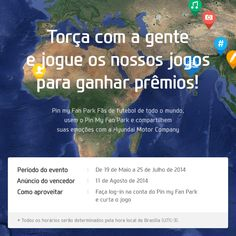 I've just pinned my World Cup moments. Come and check the 2014 FIFA World Cup™ excitement from all around the world!