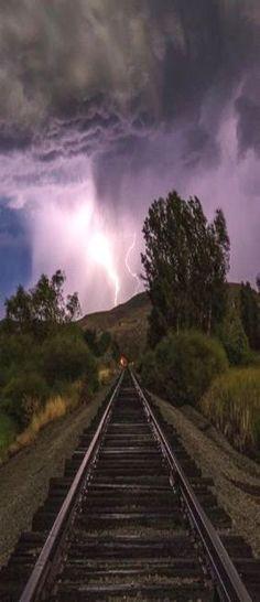Lightning Rail, Emmett, Idaho