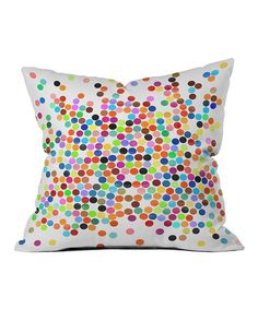 Take a look at this Dance 2 Throw Pillow by DENY Designs on #zulily today!