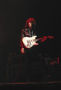 Ritchie Blackmore, Deep Purple, Rainbow, and Blackmore's Night: guitar god