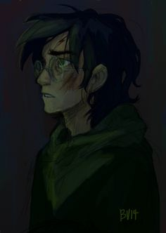 Harry Potter . . . Come to die. My hats off to the artist! Does anyone know who created this? So amazing!!