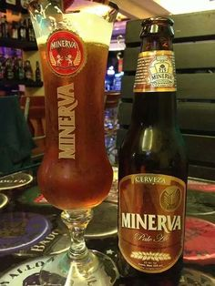 Cerveza Minerva.. Mexico