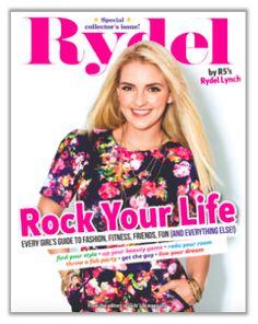 Rydel: Rock Your Life Magazine