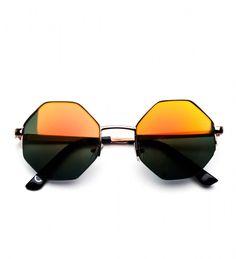 Okulary przeciwsłoneczne lenonki Brylove Milwaukee Octagon Style