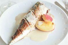 Michel Roux Jr's Normandy-style roast mackerel recipe
