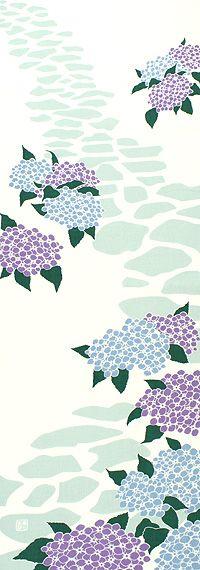 tenugui pattern