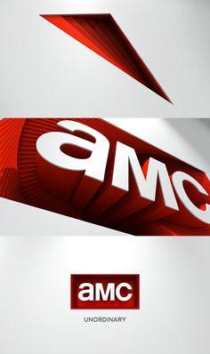 Seton Kim - Creative Direction - AMC Network Rebrand