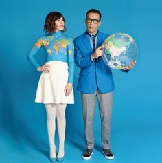This outfit so cute retro style 15 Best 'Portlandia' Sketches