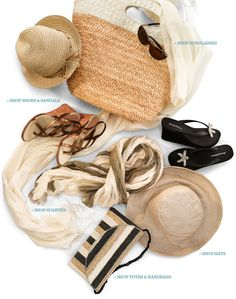 tommy bahama womens beach accessories