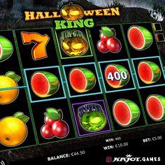 Kajot Online Casino - Halloween King Go Play Roulette, Roulette Table, Online Roulette, Online Gambling, Online Casino, Mobile Casino, Used Cameras, Pinterest Popular, Don't Worry