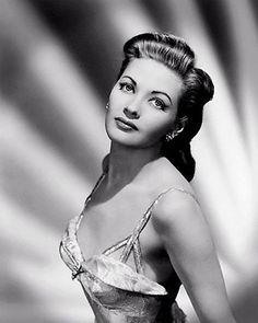 Yvonne de carlo - famous actress but knowen mostly for her role as Lily Munster on the TV show The Munsters. Description from pinterest.com. I searched for this on bing.com/images
