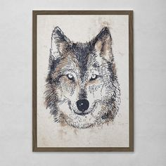 Poster - Wolf