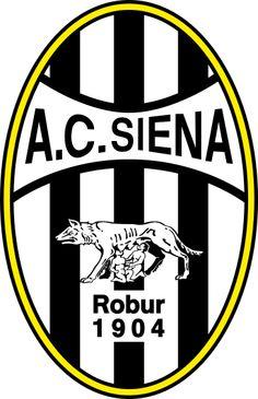 Sports in Siena: discover the history of Siena football team Football Icon, Football Team Logos, Football Design, Football Cards, Football Soccer, Soccer Teams, Football Italy, Italy Soccer, Soccer Logo