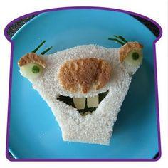 Ice Age sandwich