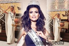 Beatrice Fontoura crowned as Miss Mundo Brasil 2016