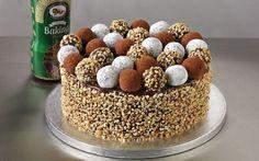 Tempting Chocolate Truffle Cake   ❤ ❤ ❤ Enjoy ❤ ❤ ❤