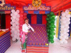 Juegos kermés para fiestas tema en Monterrey