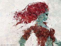 Our Favorite Superheroes Get 'Splattered' - DesignTAXI.com