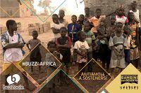 Caffè Letterari: #BUZZ4AFRICA: donare un sorriso a chi è meno fortu...