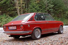 5 Ugly Cars that are Awesome - #4: BMW 2002 Touring