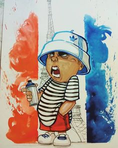 Graffiti Piece, Graffiti Drawing, Street Art Graffiti, Graffiti Pictures, Black Art Pictures, Arte Dope, Dope Art, Girl Drawing Sketches, Cool Art Drawings