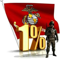 Marines the true 1 percent