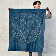 Haptic Lab Map or Constellation Quilt, March 23 (Saturday) PM Quilting Thread, Quilting Tips, Hand Quilting, Machine Quilting, Embroidery Thread, Map Quilt, Quilts, Constellation Quilt, Haptic Lab