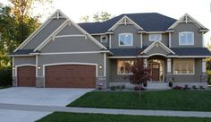 Bedroom Intruder Exterior Remodelling craftsman style home with james hardie artisan siding in mountain