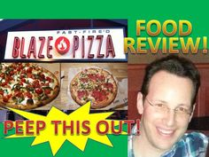 Blaze Pizza™Review! Peep THIS Out!