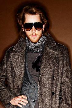 men's luxury fashion tom ford | fashion designer americano Tom Ford revelou sua coleção Outono ...