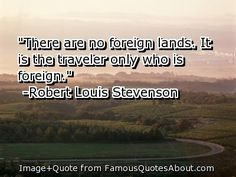 Another travel quote