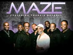 Maze, featuring Frankie Beverly - Joy & Pain