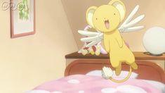 Kero Sakura, Cardcaptor Sakura, Card Captor, Clear Card, Anime Manga, Cards, Maps, Playing Cards