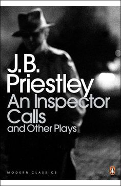Read Book An Inspector Calls and Other Plays (Penguin Modern Classics) Author J. Got Books, Books To Buy, Books To Read, An Inspector Calls Book, J B Priestley, Penguin Modern Classics, Bedtime Reading, Aging Quotes, Reading Challenge