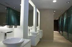 Resultado de imagen para baños publicos modernos
