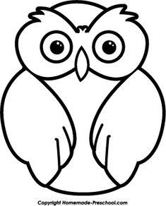 Owl Template Download | Madarak/Birds | Pinterest | Owl, Template ...