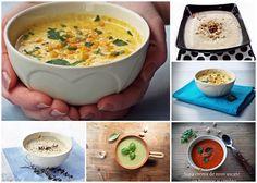 5 retete de supa crema de post Romanian Food, Cheeseburger Chowder, Soups, Soup
