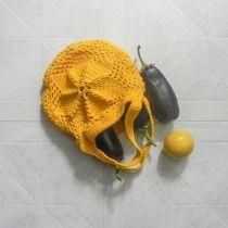 Сумочка желтая