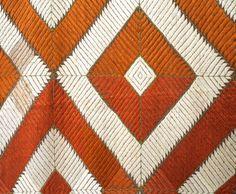 vintage PHULKARI Panel / HOME Decor / Embroidery / Collectable