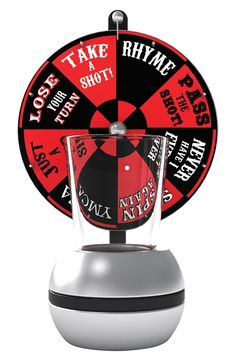 'Wheel of Shots' Drinking Game